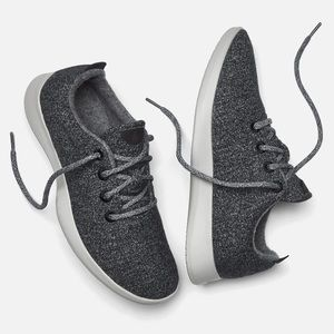 Allbirds Wool Runners Natural Grey Light Grey Sole
